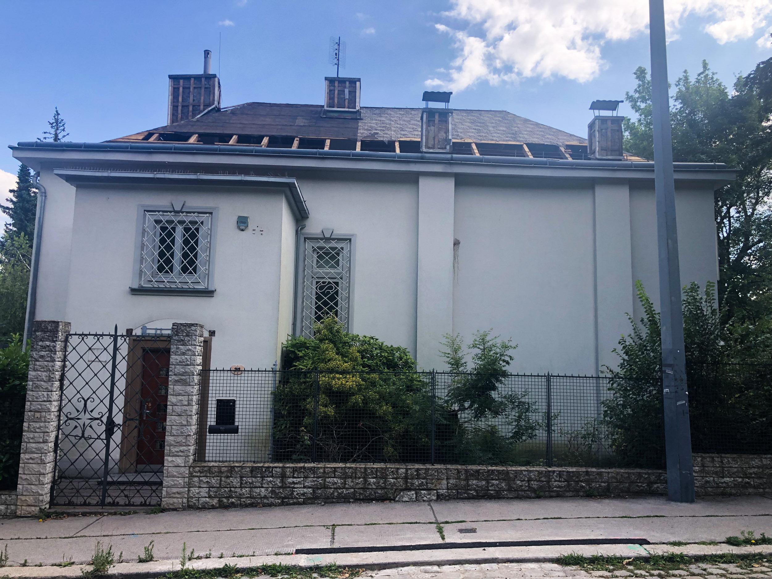 Wohnhaus - Wien 18. Bezirk