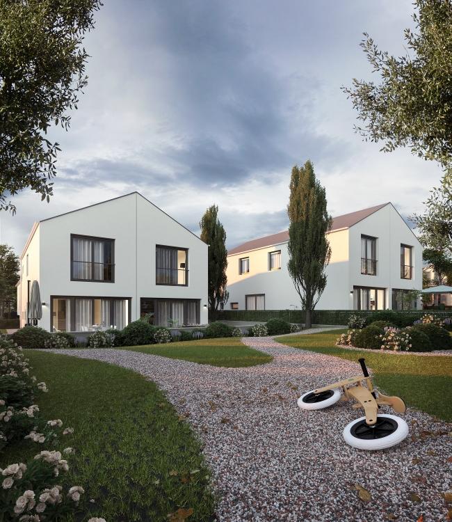Kleinengersdorf/Doppelhäuser